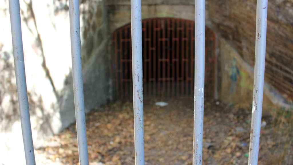 El acceso a las minas de La Carolina está prohibido.