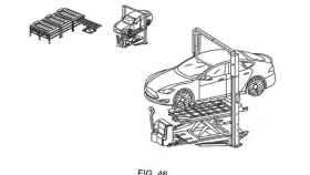 tesla patente baterias recambio destacada