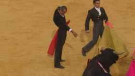 toros tercera corrida tordesillas valladolid 1