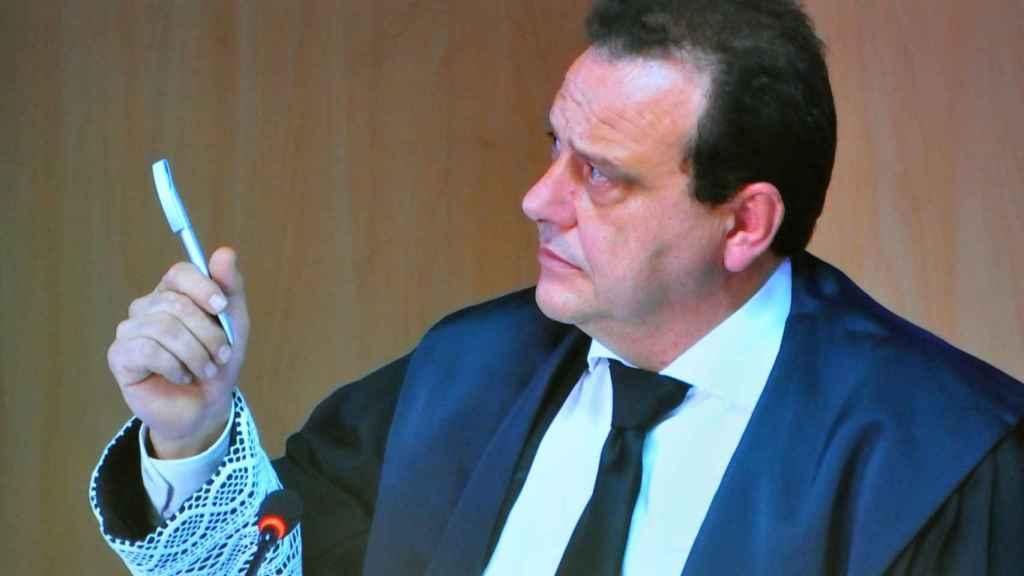 Pedro Horrach ha pasado de fiscal anticorrupción a abogado de los ricos mallorquines.