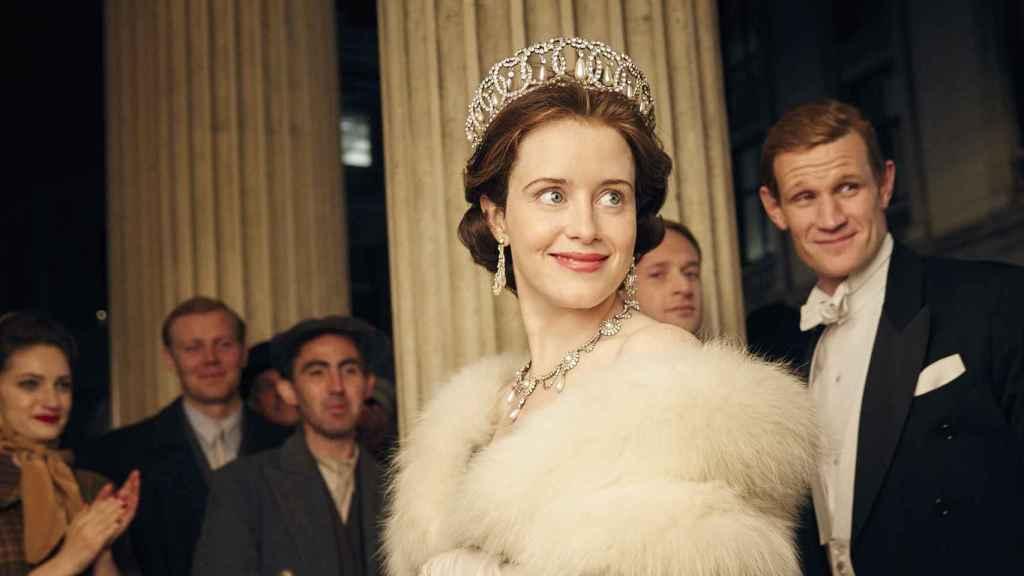 The Crown, una de las mejores series del año.