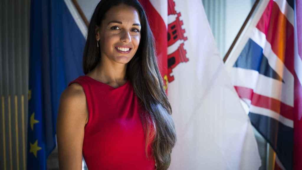 La gibraltareña Kaiane Aldorino, de Miss Mundo a alcaldesa de Gibraltar, tras el National Day.