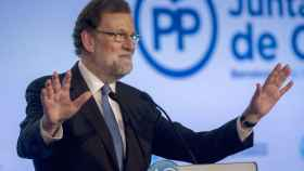 Nos van a obligar a lo que no queremos llegar, dijo Rajoy el viernes.