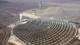torre solar energia termosolar por concentracion