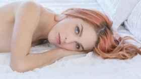 La actriz porno Amarna Miller.