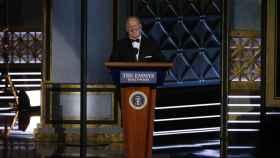 Spicer, durante la gala de los Emmy