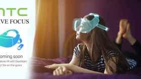 HTC VIVE Focus: Así será la nueva realidad virtual de HTC