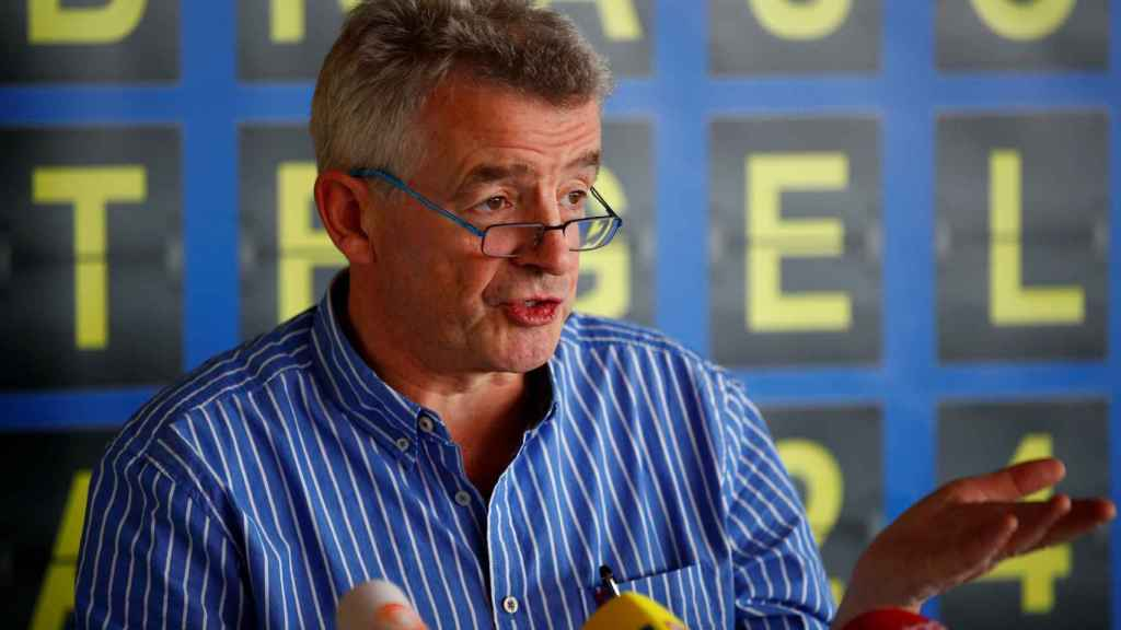 O'Leary, CEO de Ryanair, reconoce la 'metedura de pata' de la aerolínea.