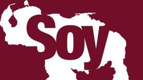 Logo de la nueva formación opositora, Soy Venezuela.