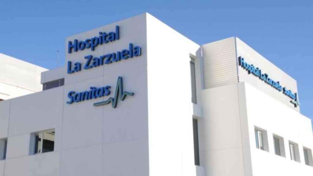El Hospital de la Zarzuela, donde sucedieron los hechos.