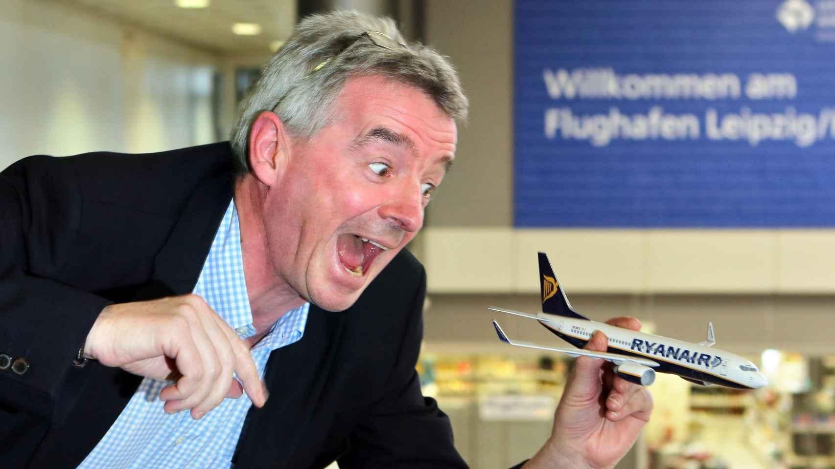 Michael O'Leary, el consejero delegado de Ryanair