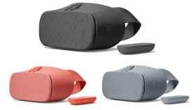 Estas son las nuevas gafas de realidad virtual de Google Daydream