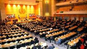 Sede de la Organización Internacional del Trabajo (OIT).