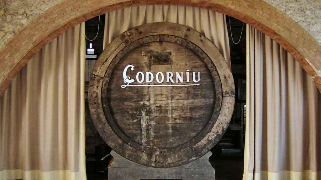Sede de Codorniu.