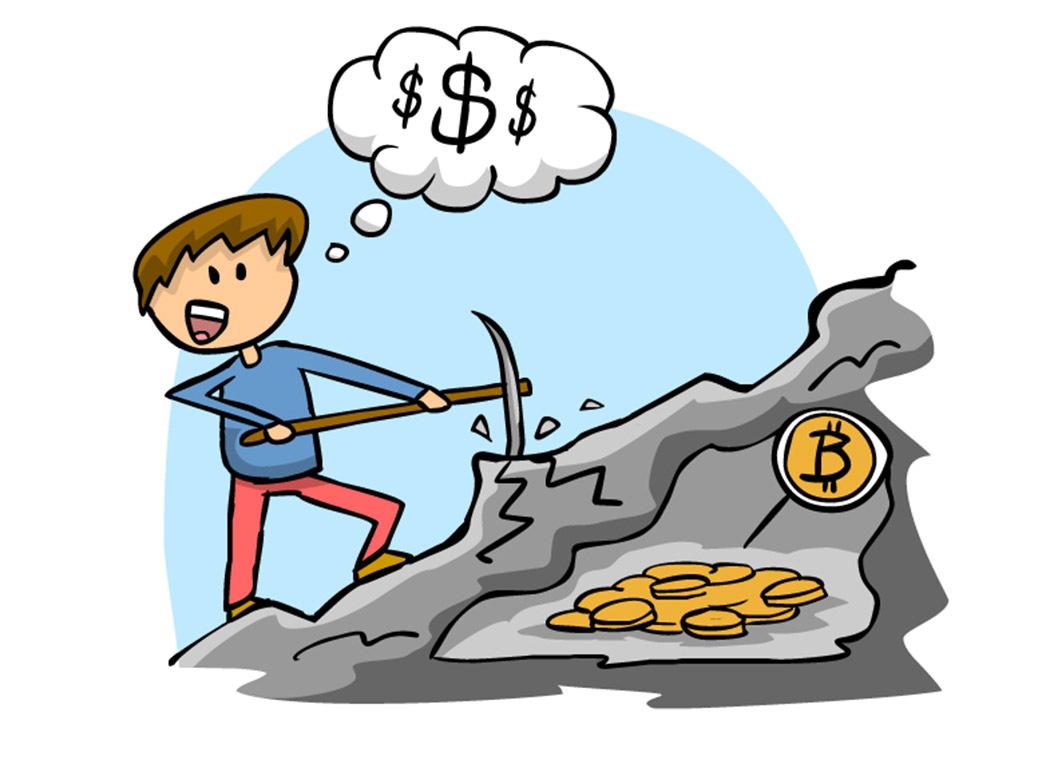 minar bitcoins mineria