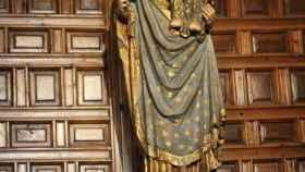 Foto 1.- Virgen del Dado