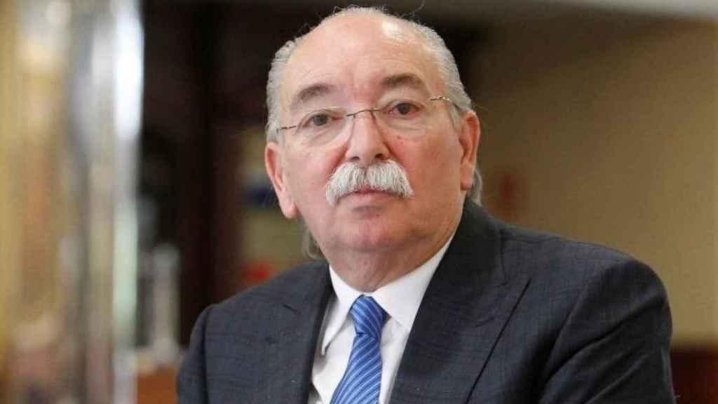 Juan Antonio Ibáñez, presidente de la inmobiliaria Urbas.