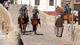 Foto Guardia Civil en el Camino