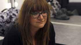 La cineasta Isabel Coixet durante la presentación del proyecto  Spain in a day