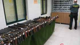 Foto subasta de armas