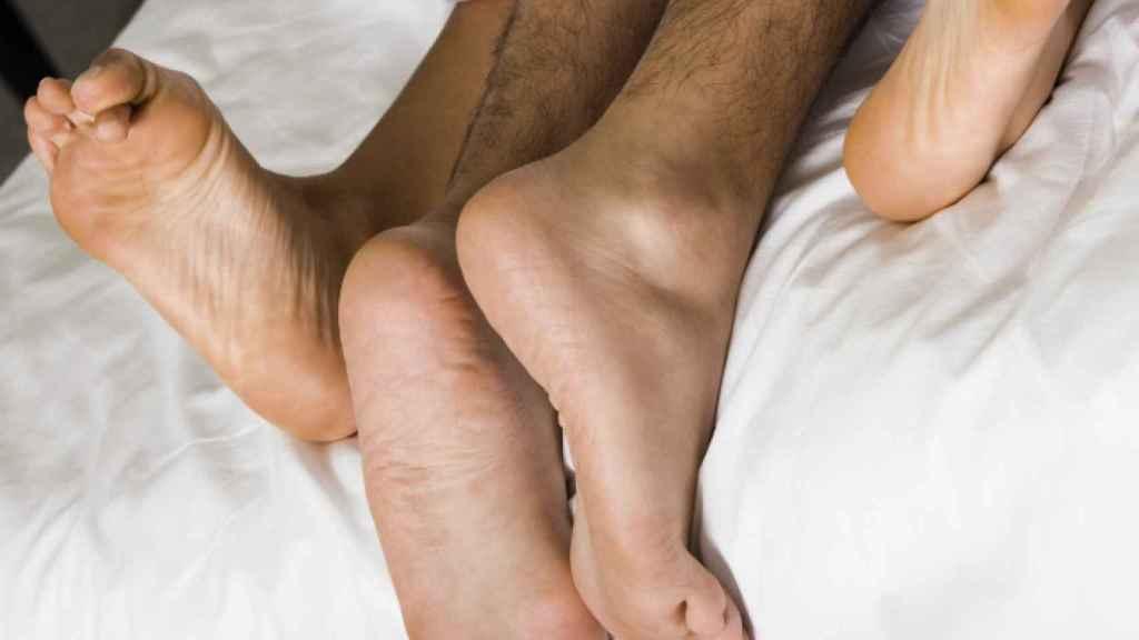 Relaciones sexuales.