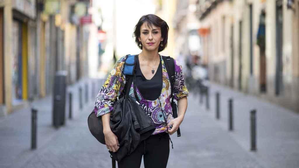 Juana Rivas en una imagen de archivo.