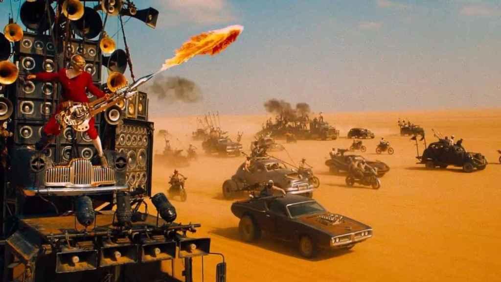 Fotograma de Mad Max