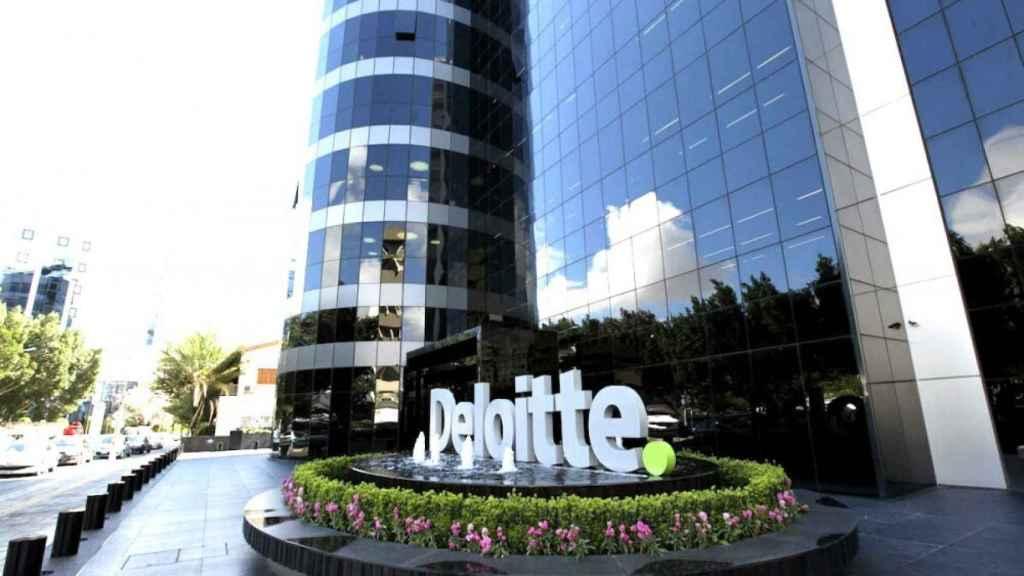 Oficinas de Deloitte.