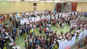 10.000-estudiantes-Feria-Bienvenida-Universidad-Salamanca-USAL-2017