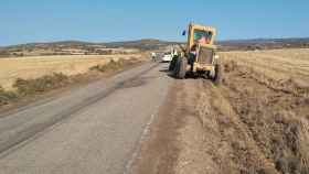 zamora diputacion obras camino muga alba 2