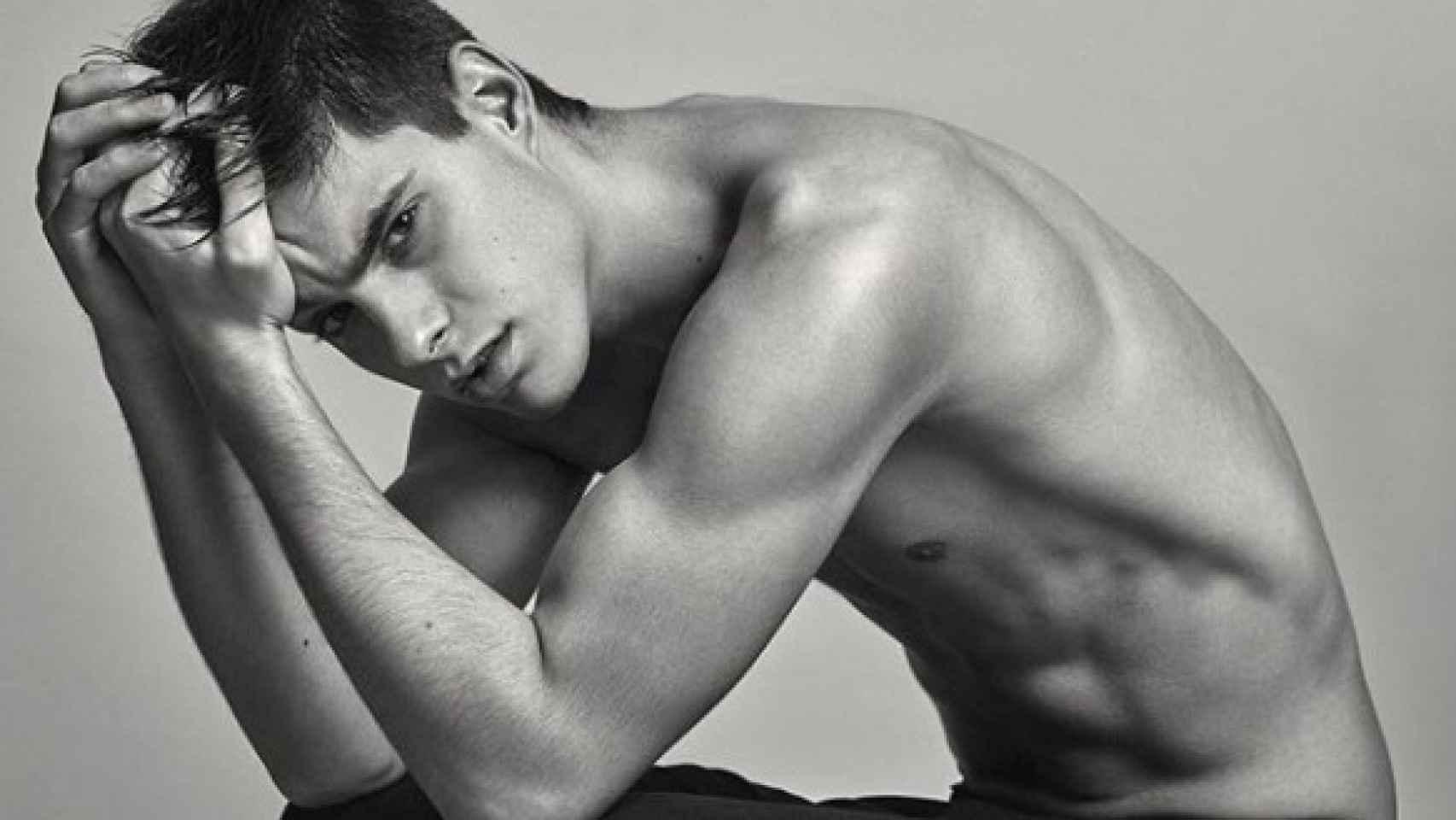 Las mejores imágenes del modelo e influencer Alejandro Lillo