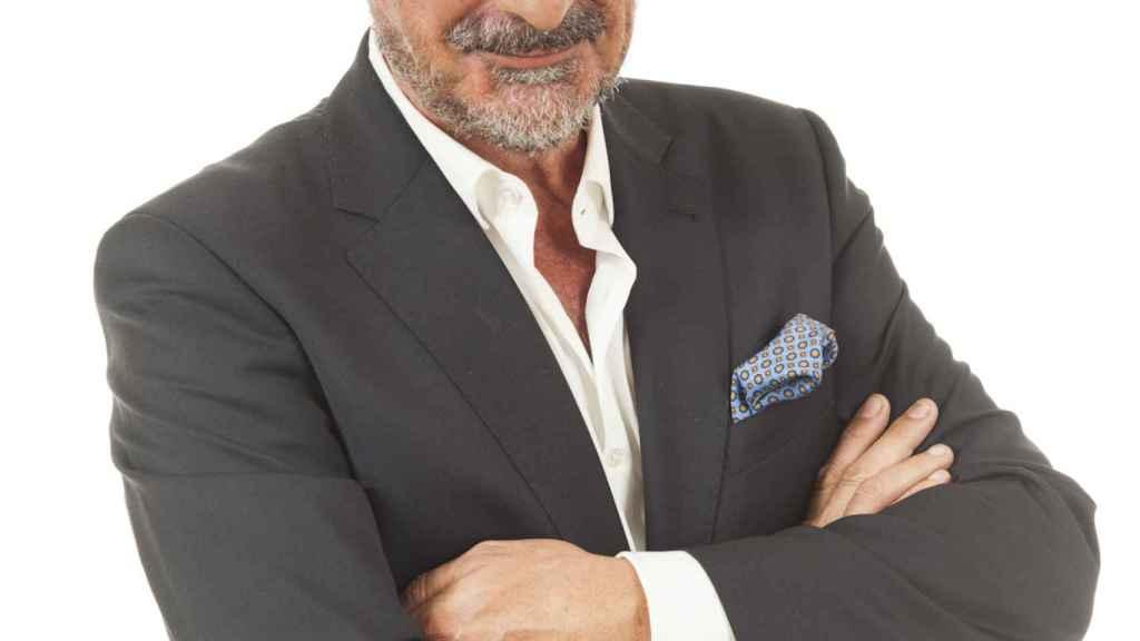 Carlos Herrera, presentador de Cope, una de las cadenas que más ha aumentado su ocupación publicitaria.