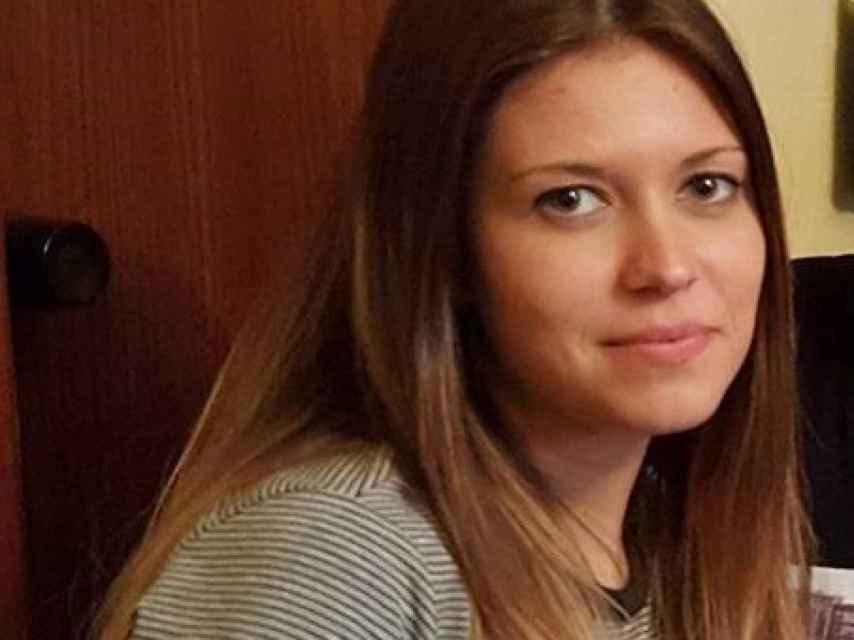 Rosa María denunció a su ex por acoso.