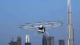 volocopter dubai primer vuelo