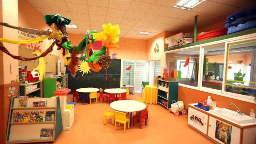 Escuela infantil.