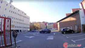 Foto aparcamiento Santa Nonia