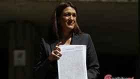 Foto Soraya PSOE Valladolid
