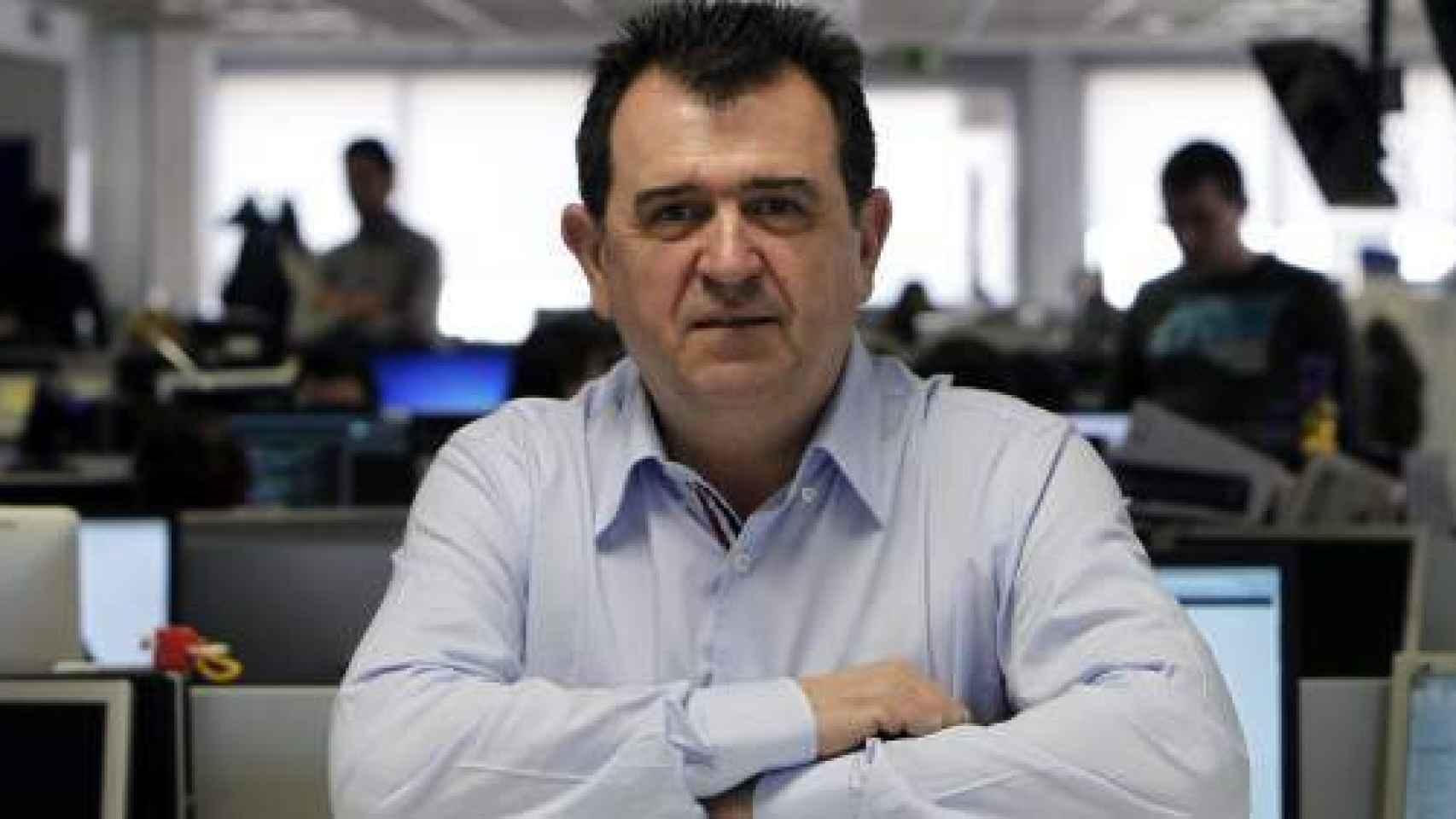 Arsenio Escolar,  presidente de CLABE.