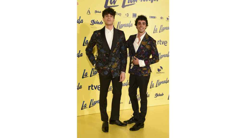 Javier Ambrossi y Javier Calvo, creadores de Paquita Salas.