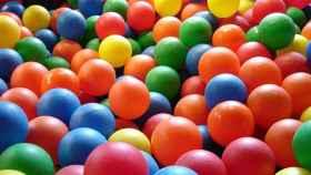 parque bolas infantil 1