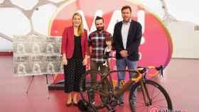 ciclismo solidario enfermedad dent valladolid 1