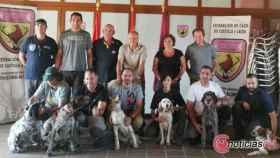 federacion caza cyl 2 adiestramiento perro