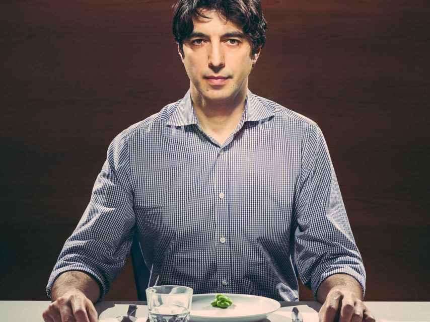 Valter Longo, el autor del libro.
