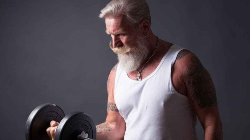 La grasa se consume de forma menos eficiente con el ejercicio a medida que se envejece.