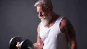 Los ejercicios de fuerza son beneficiosos incluso en edades avanzadas.