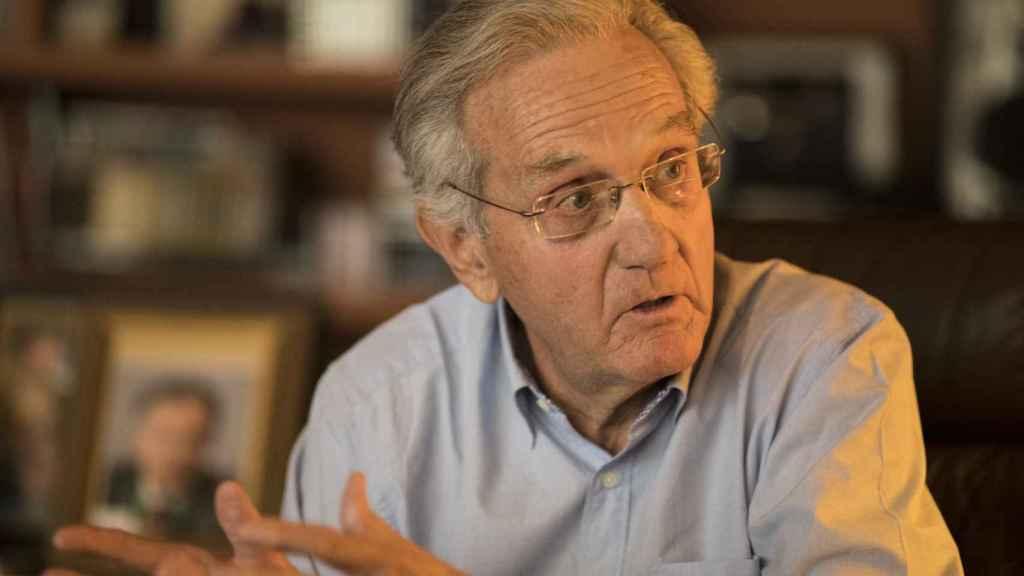 Arias Salgado, ex ministro de Suárez y Aznar, siempre ha sido un hombre de centro