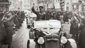 El abogado y consejero de Hitler, Hans Frank.