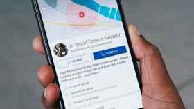 Facebook te invita a donar sangre con la nueva función de su app