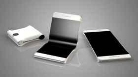 Los móviles con pantalla flexible serán la próxima moda. Te explicamos por qué