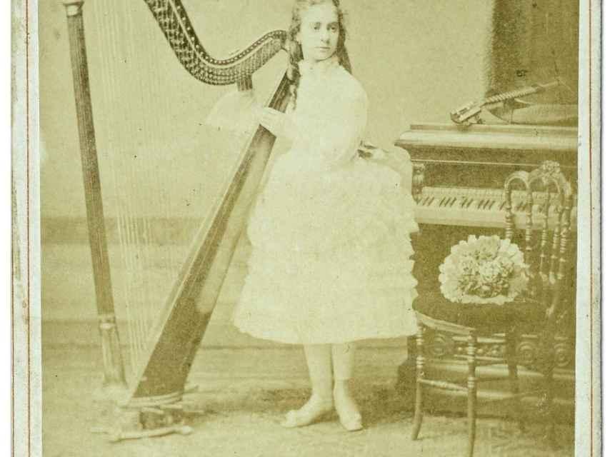 Recuerdo de su primer concierto en público, en Viena, en 1874
